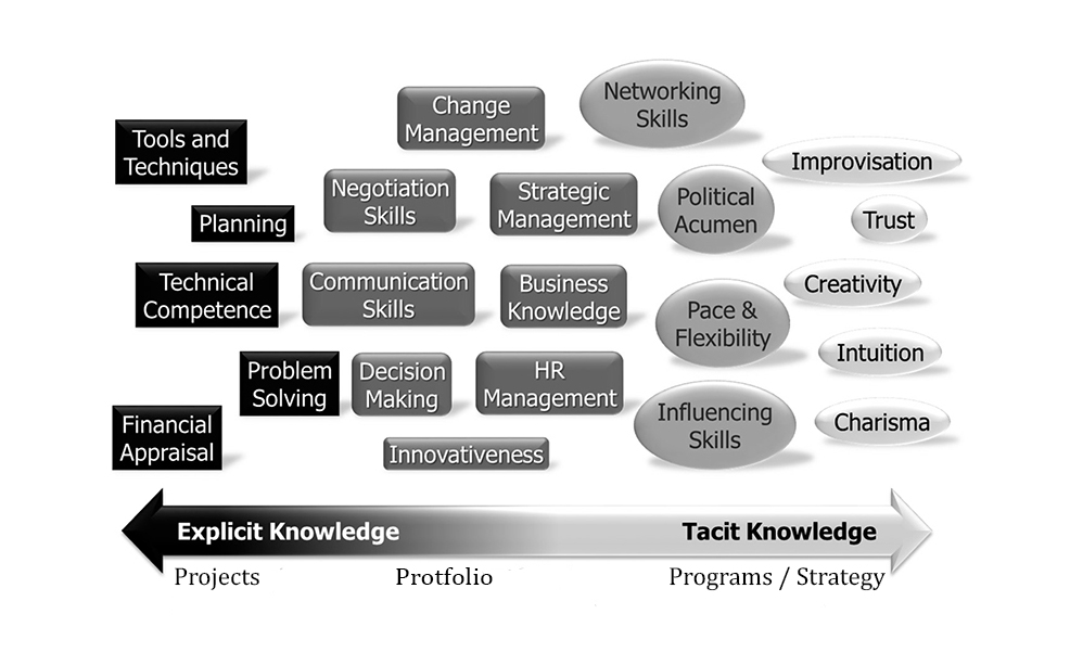 Skills of the Program Manager Professional (PgMP)